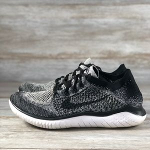 Nike Free Run Fly Knit Running Athletic Shoes